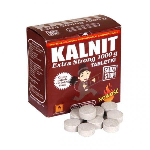 Kalnit tablete de curatare cos de fum 1kg