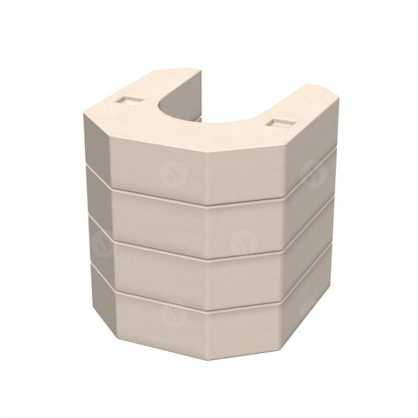 Kit de acumulare caldura pentru soba LUGO AKUM 1