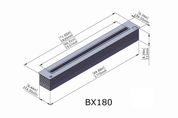 Semineu bioetanol XL, XXL